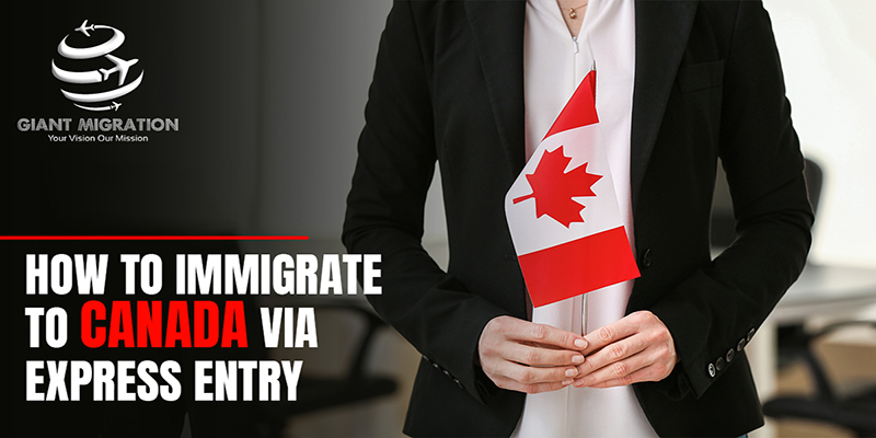 Canada Via Express Entry