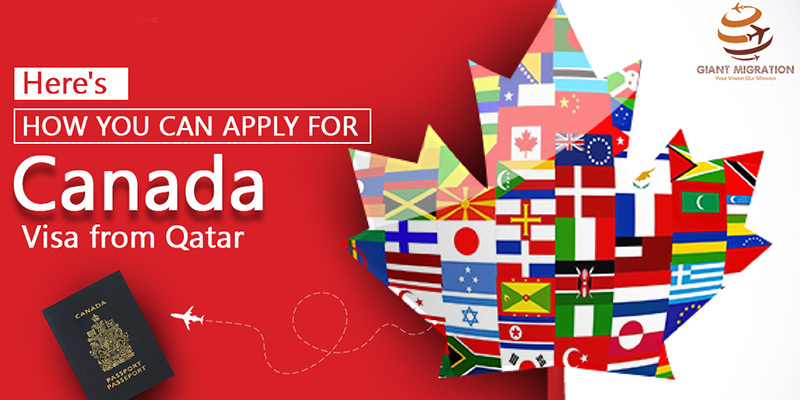 Apply for Canada Visa from Qatar
