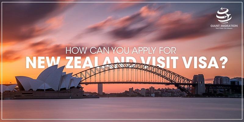 Apply For a New Zealand Visit Visa